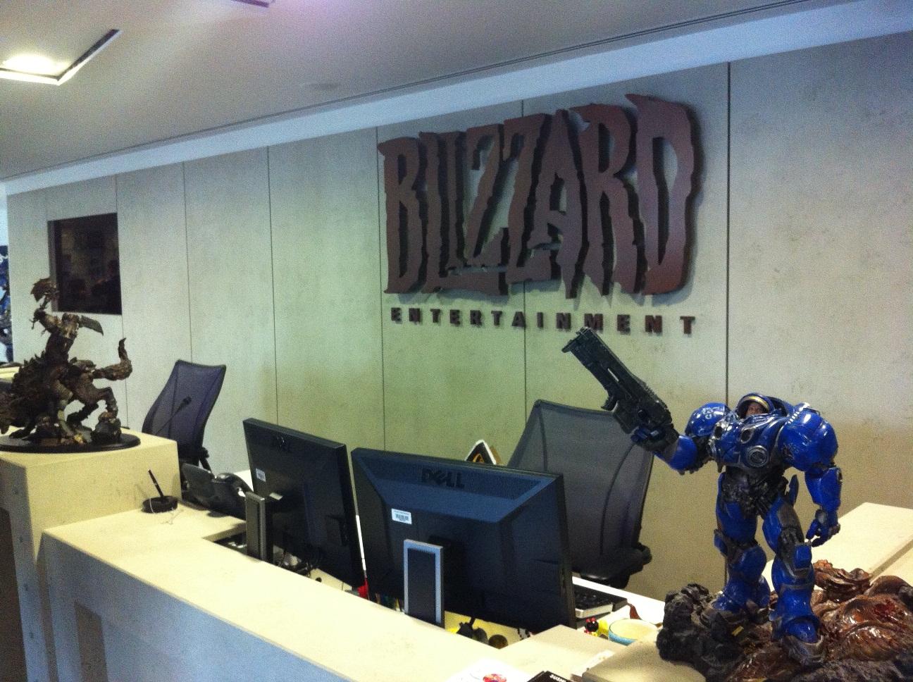 Diablo 3 esp cumbre europea de fansites de blizzard for Oficinas blizzard