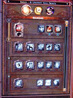 Arbol de Habilidades [Diablo III]
