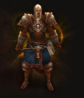 Diablo  Crusader Build Light